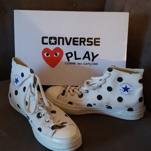 Converse Play- Comme des Garcons (Limited Edition)